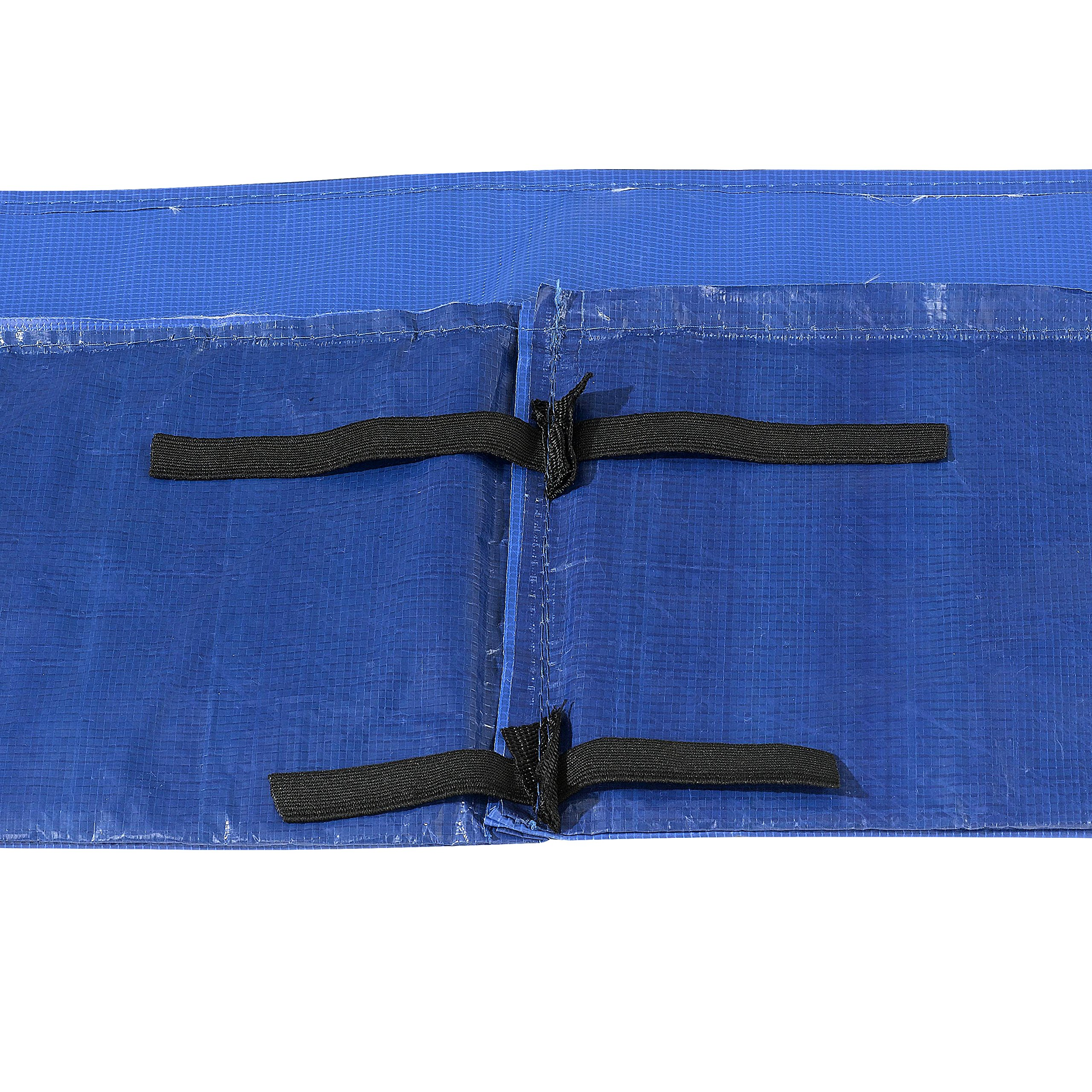 Upper Bounce Super Trampoline Replacement Safety Pad (Spring Cover) for 9' x 15' Rectangular Frames, Blue by Upper Bounce (Image #2)