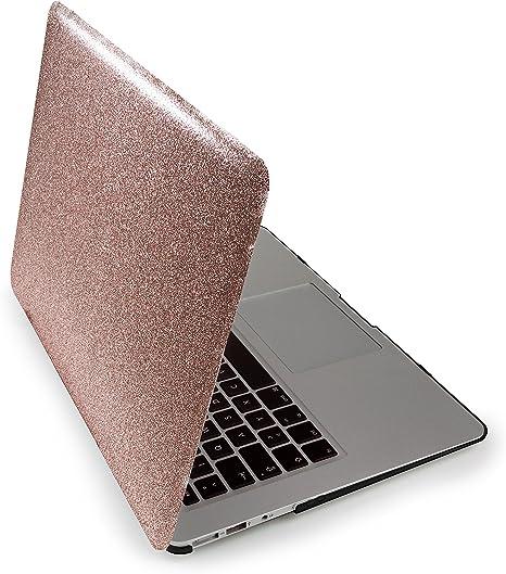 "Belk MacBook Air 13/""//13,3 cm 2in1 Ultra-Slim Custodia Rigida Custodia Protettiva Rosa Bianco Nuovo"