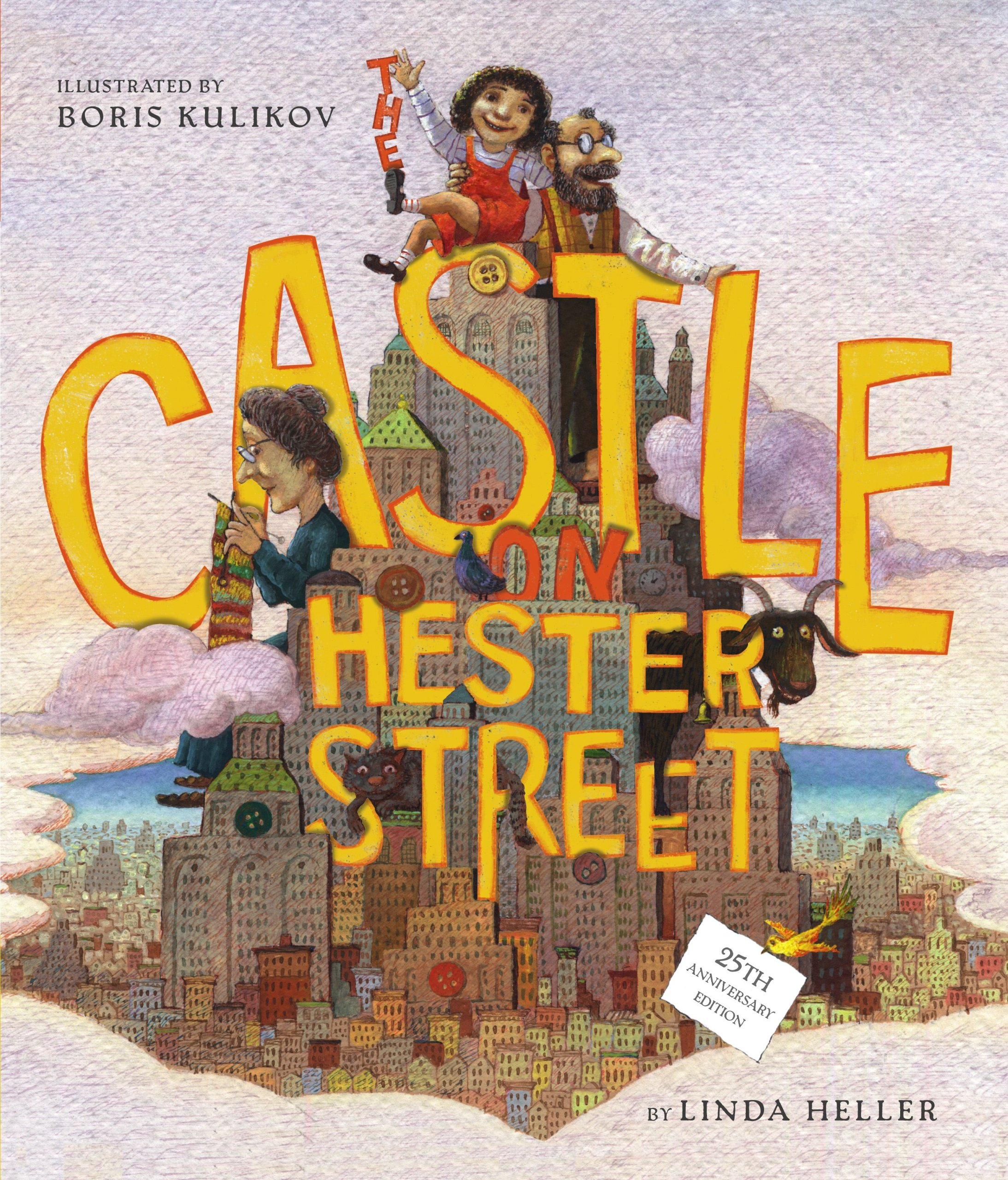 Read Online The Castle on Hester Street PDF