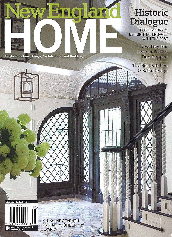 new england home amazon com magazines