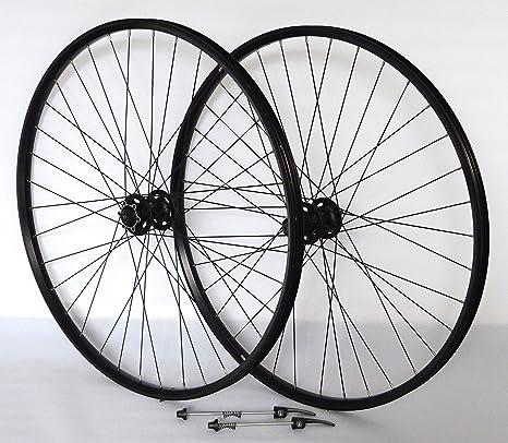 Shimano Deore XT756 Niro - Juego de Ruedas para Bicicleta (29 ...