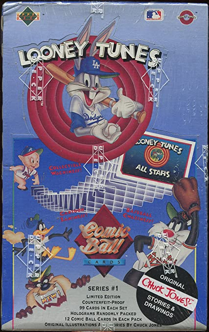 Vintage Looney Toons holographic sticker pack 3