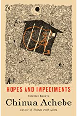 Hopes and Impediments: Selected Essays Paperback