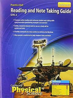 focus on california physical science california science explorer rh amazon com