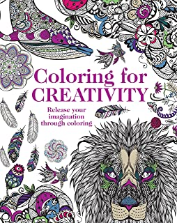 coloring for creativity release your imagination through coloring