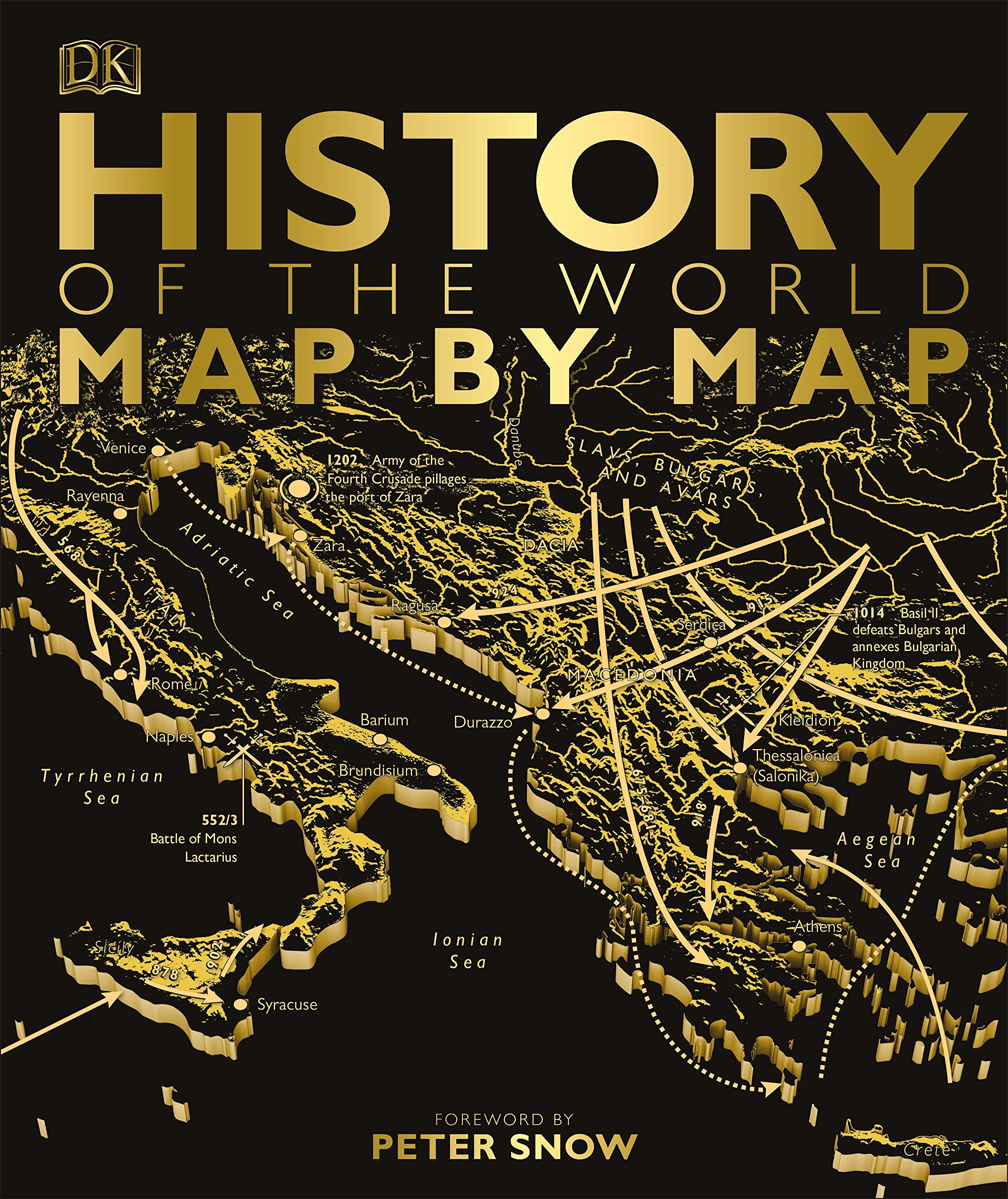 History Of The World Map By Map  Historical Atlas
