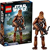 Lego Star Wars - Chewbacca, Multicolore, 75530