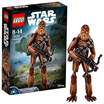 LEGO Star Wars The Last Jedi 75530 Chewbacca Toy: LEGO: Amazon.co.uk ...