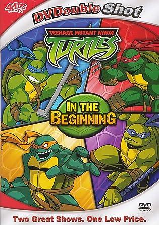 Teenage Mutant Ninja Turtles: In the Beginning USA DVD ...