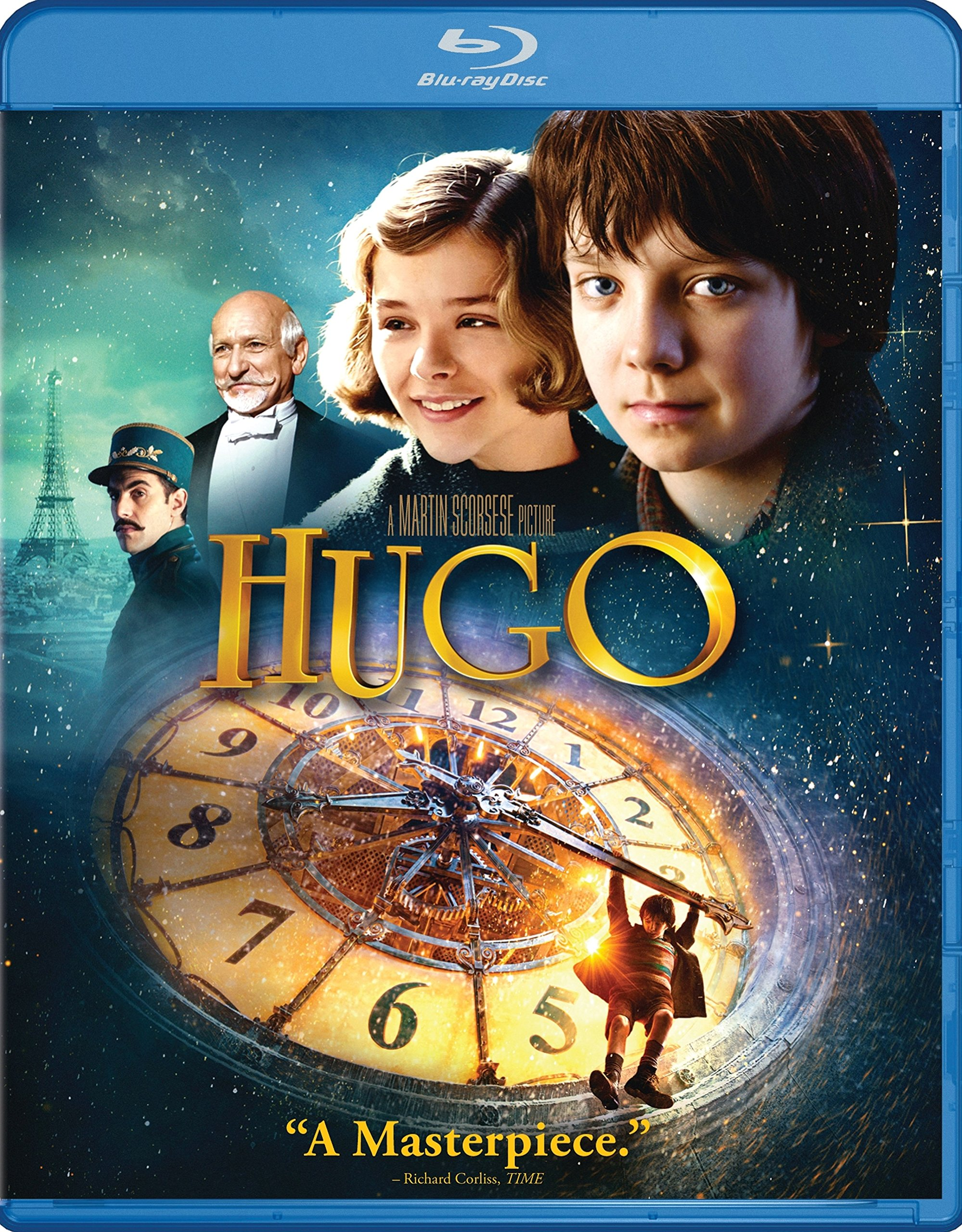 Blu-ray : Hugo (Widescreen, Dolby, AC-3, Digital Theater System, Dubbed)