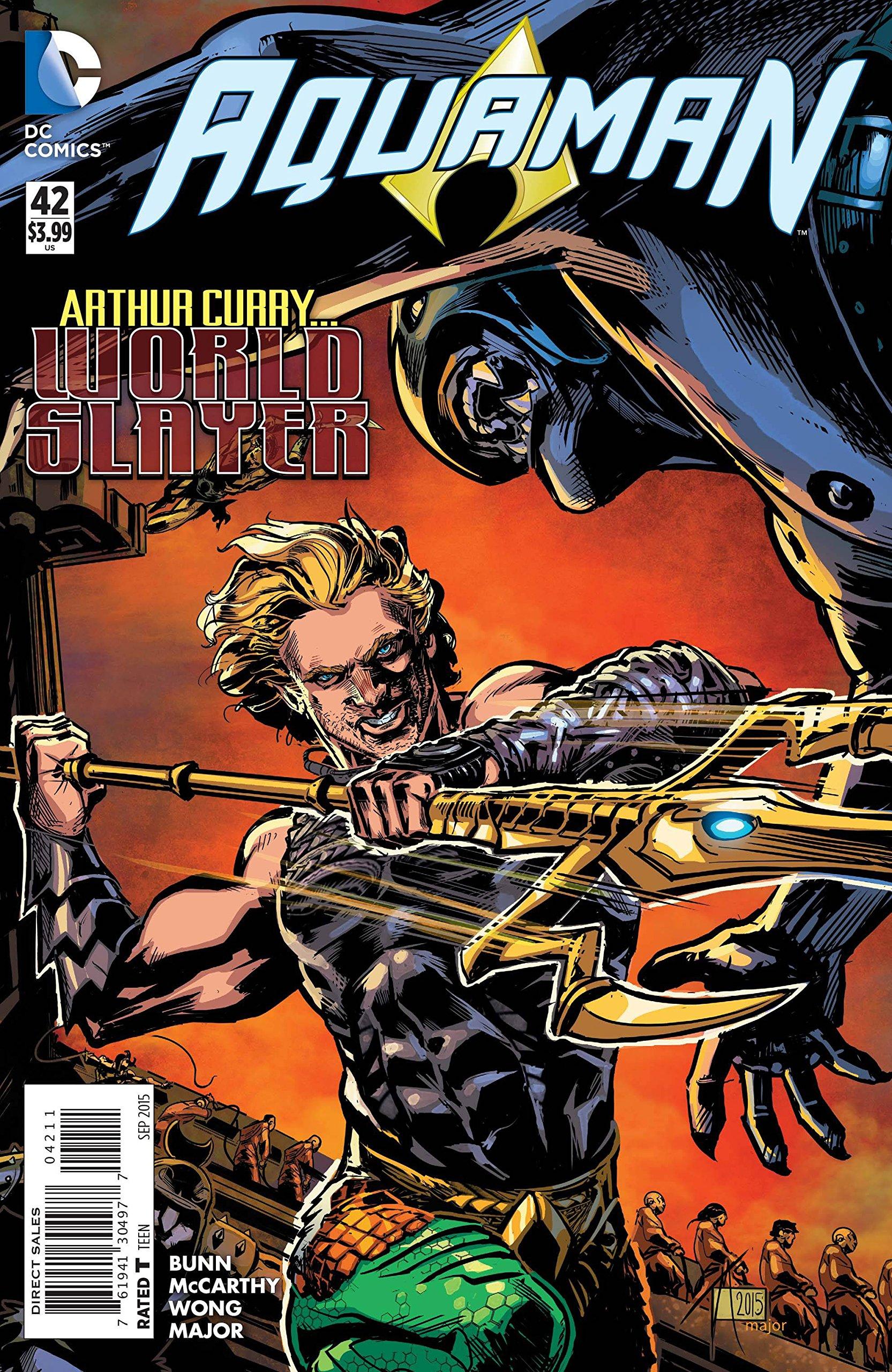 Download Aquaman #42 Main Cover pdf