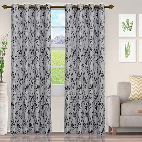 Reviewed: SUPERIOR Ollerton Jacquard-Woven 2 Panel Curtain Set