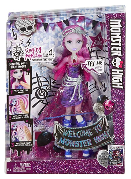 what kind of monster high doll are you