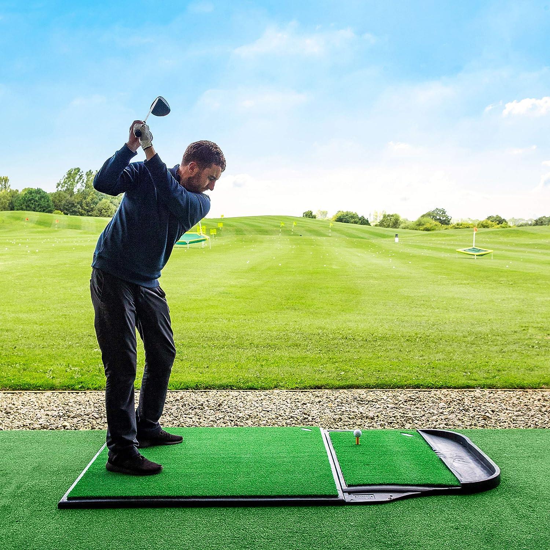 FORB Pro Driving Range Golf Practice Mat - Premium Artificial Hitting Turf