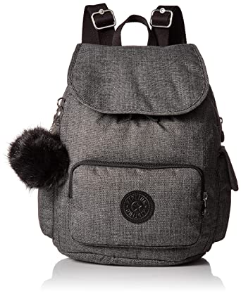 5fdca963da Amazon.com  Kipling City Pack Small Backpack One Size Grey Blend  Clothing