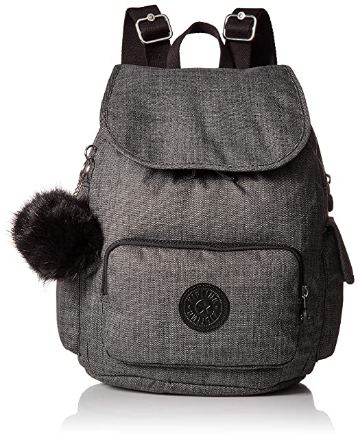 Amazon.com: Kipling City Pack Small Backpack One Size Grey Blend: Clothing