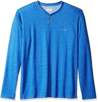 0b6af30de20 Columbia Men's Thistletown Park Henley at Amazon Men's Clothing store: