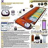 """Far Infrared Amethyst Mat Professional 73""""L x"""