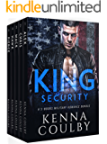 KING SECURITY: A 5-Books Romantic Suspense Series