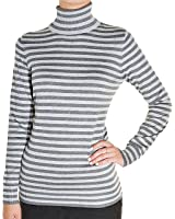6fb9b52ff6 Joseph A. Women s Turtle Neck Long Sleeve Sweater at Amazon Women s ...