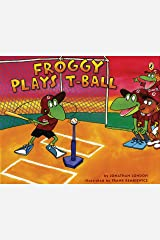 Froggy Plays T-ball Kindle Edition