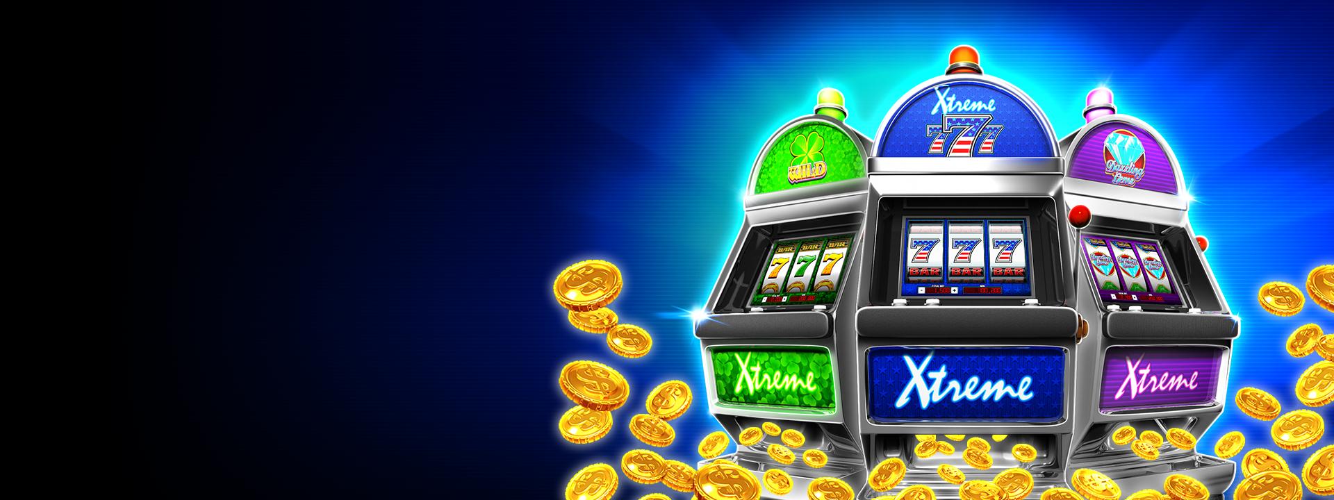 Slot machine earthbound