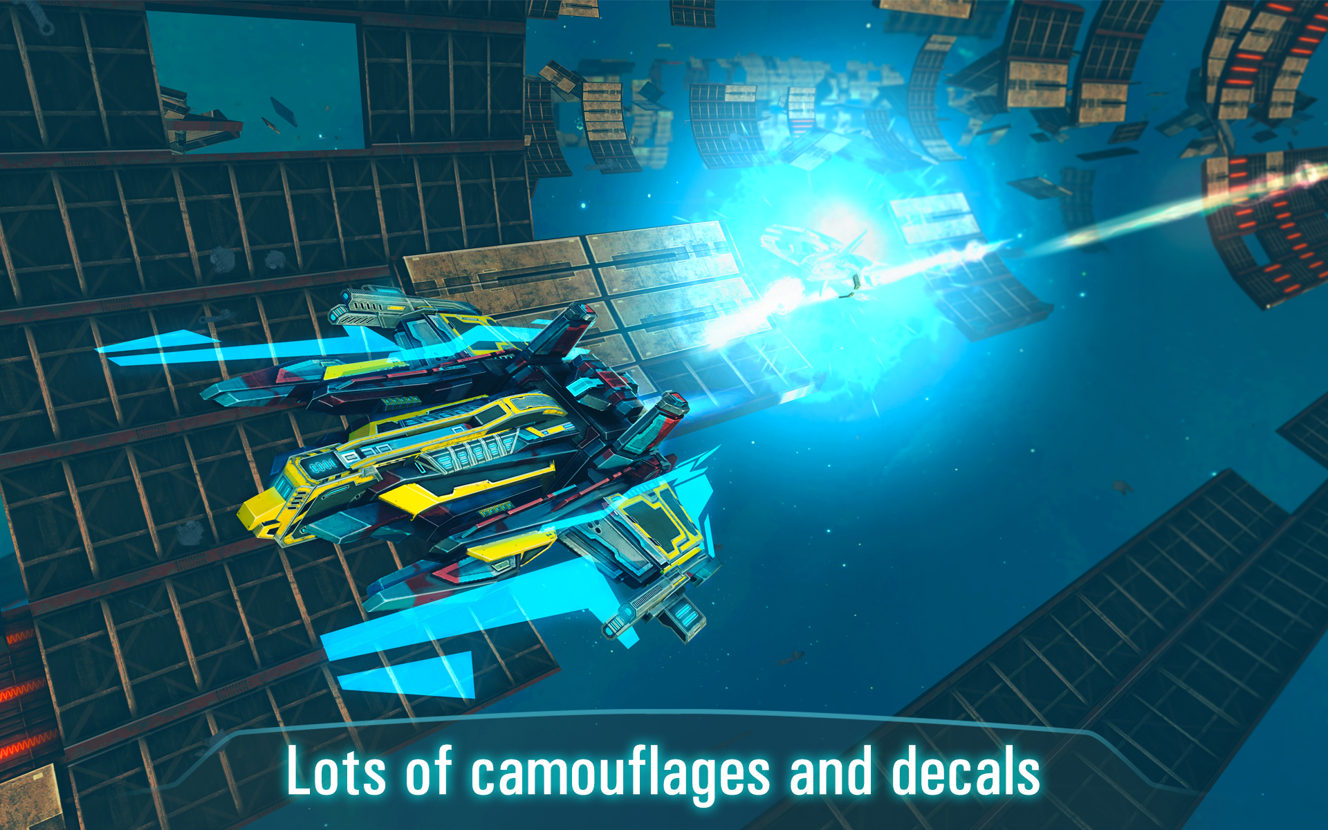 Space Jet: Star Battles Online: Amazon com au: Appstore for Android