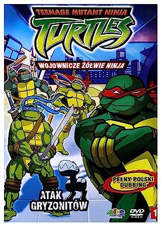 Teenage Mutant Ninja Turtles 1 DVD Region 2 IMPORT No hay ...