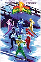 Mighty Morphin Power Rangers Vol. 2 Kindle Edition