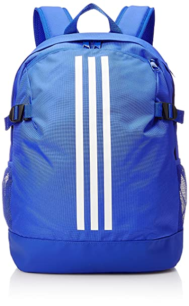 87a309d9ab0c Adidas 3-Stripes Power IV Backpack Medium CG0494 - Blue  Amazon.ca   Clothing   Accessories