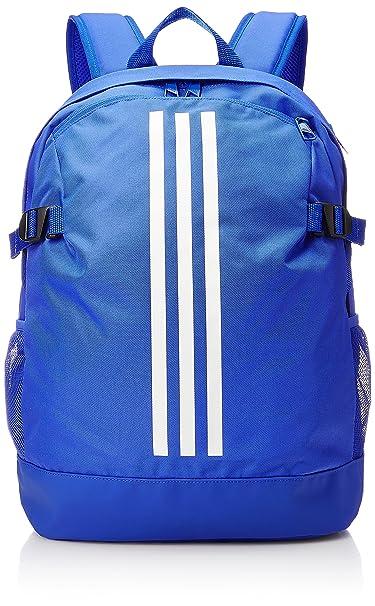 Adidas 3-Stripes Power IV Backpack Medium CG0494 - Blue  Amazon.ca   Clothing   Accessories 3796a72d5586e