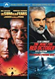 The Sum of All Fears / The Hunt for Red October (Double Feature)