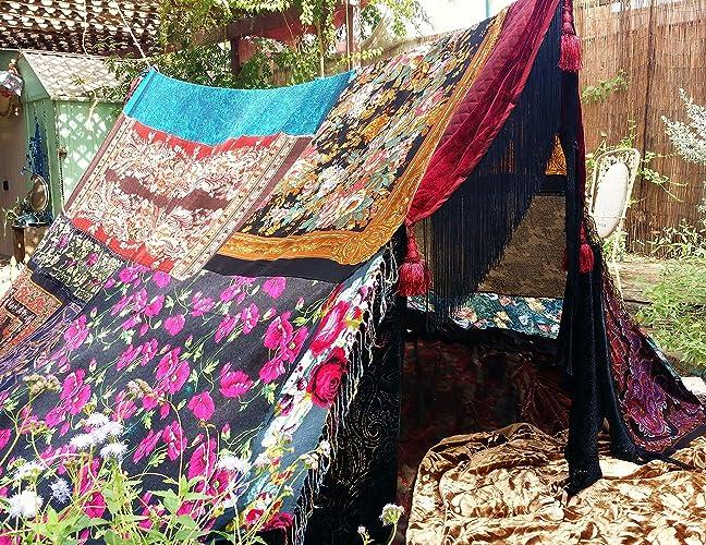 boho tent teepee made to order hippiewild