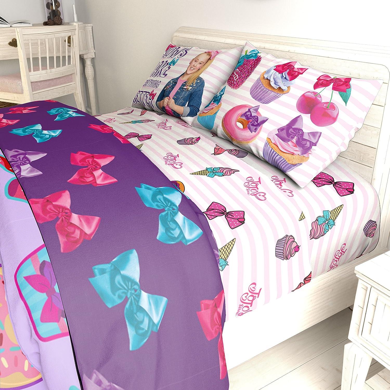 Queen Bed Blanket Set