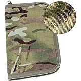 Rite in the Rain Capa para notebook de tecido Cordura à prova de intempéries, 13 x 21 cm, capa multicam (nº C980M)
