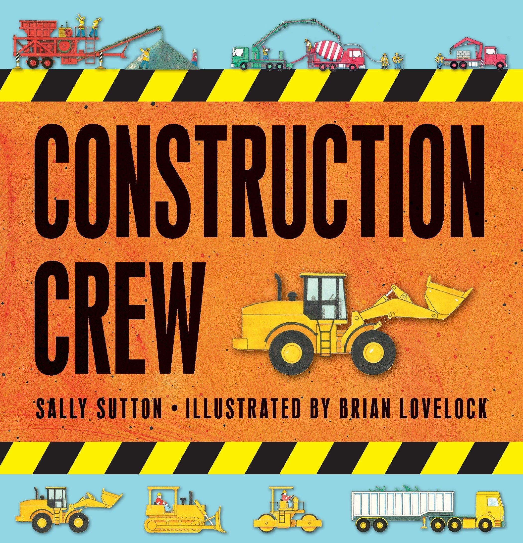 Construction Crew: Boxed Set