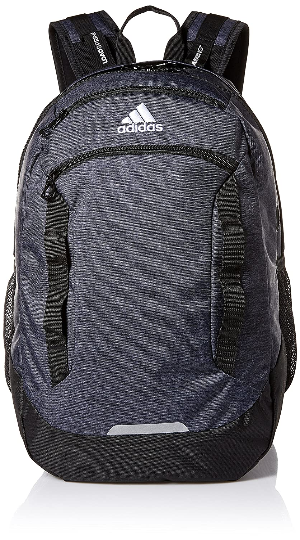 Adidas Excel IVバックパック B077MKS743  チャコールグレー One Size