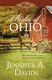 Brides of Ohio: Three Historical Tales of Love Set in the Heart of the Nation (50 States of Love)