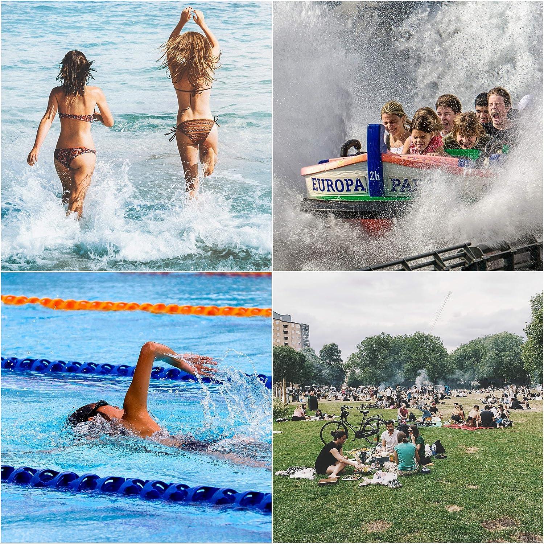 DiaryLook Gro/ße Sarong Beach Cover Up Wrap Beachwear Rock Kleid f/ür Frauen