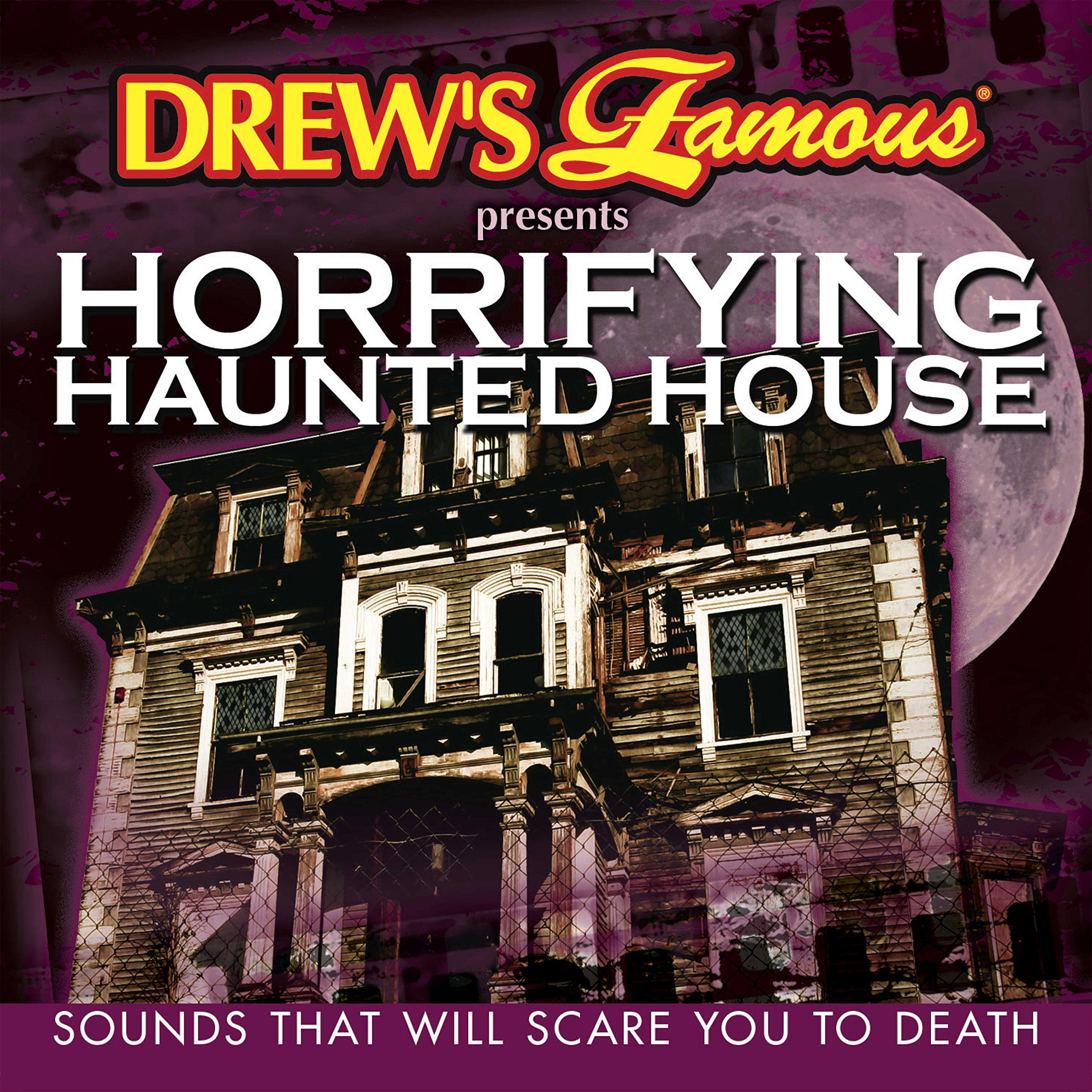 Horrifying Haunted House by Drew's Entertainment