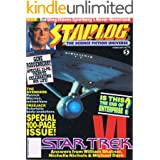 Starlog Magazine The Sci Fi Comics: February 1992