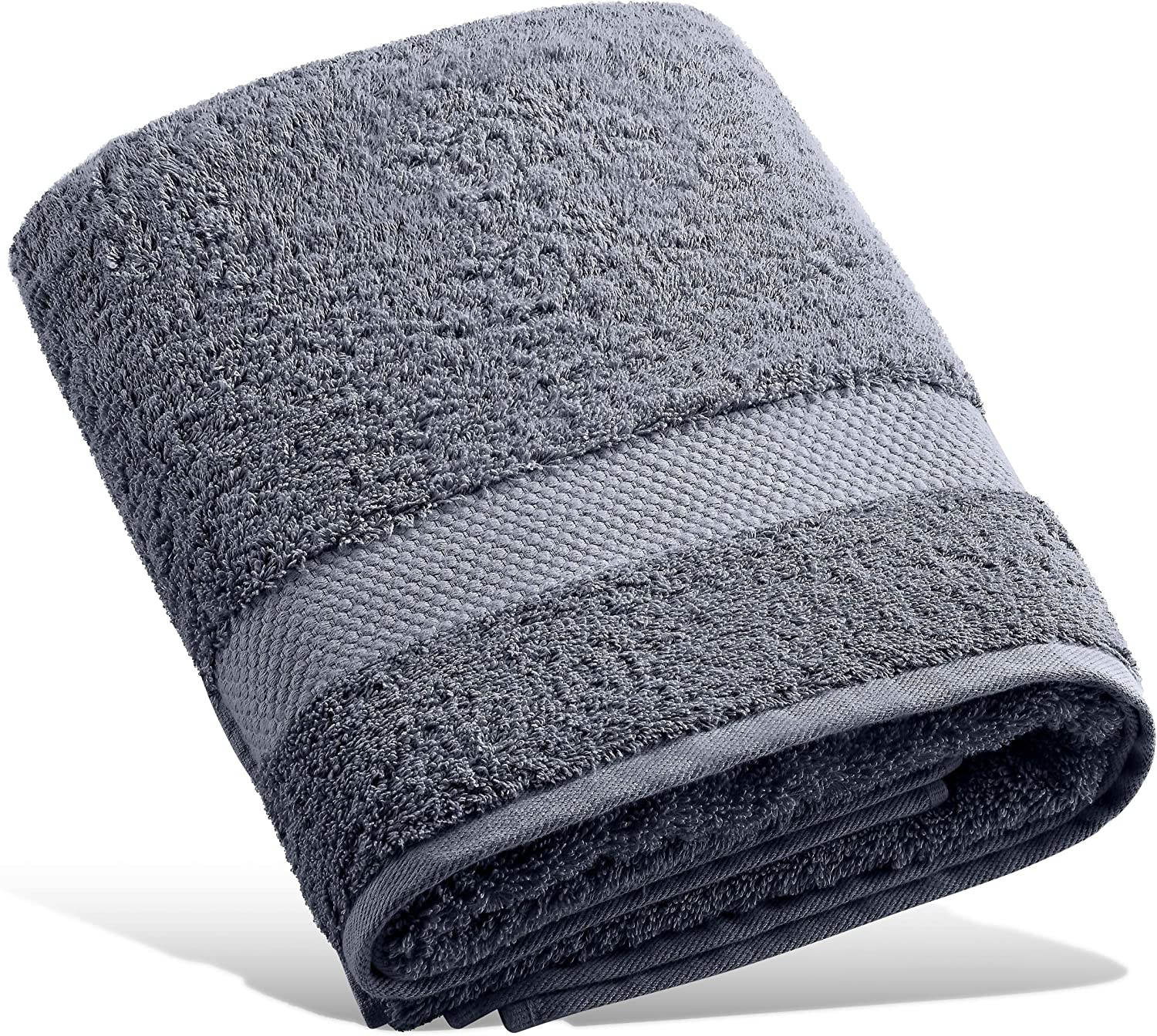 joluzzy Extra Large Bath Towel, Extreme Soft//Plush//Thick, 35 x 70 Inches