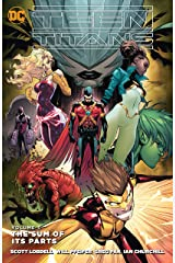 Teen Titans (2014-2016) Vol. 3: The Sum of its Parts Kindle Edition