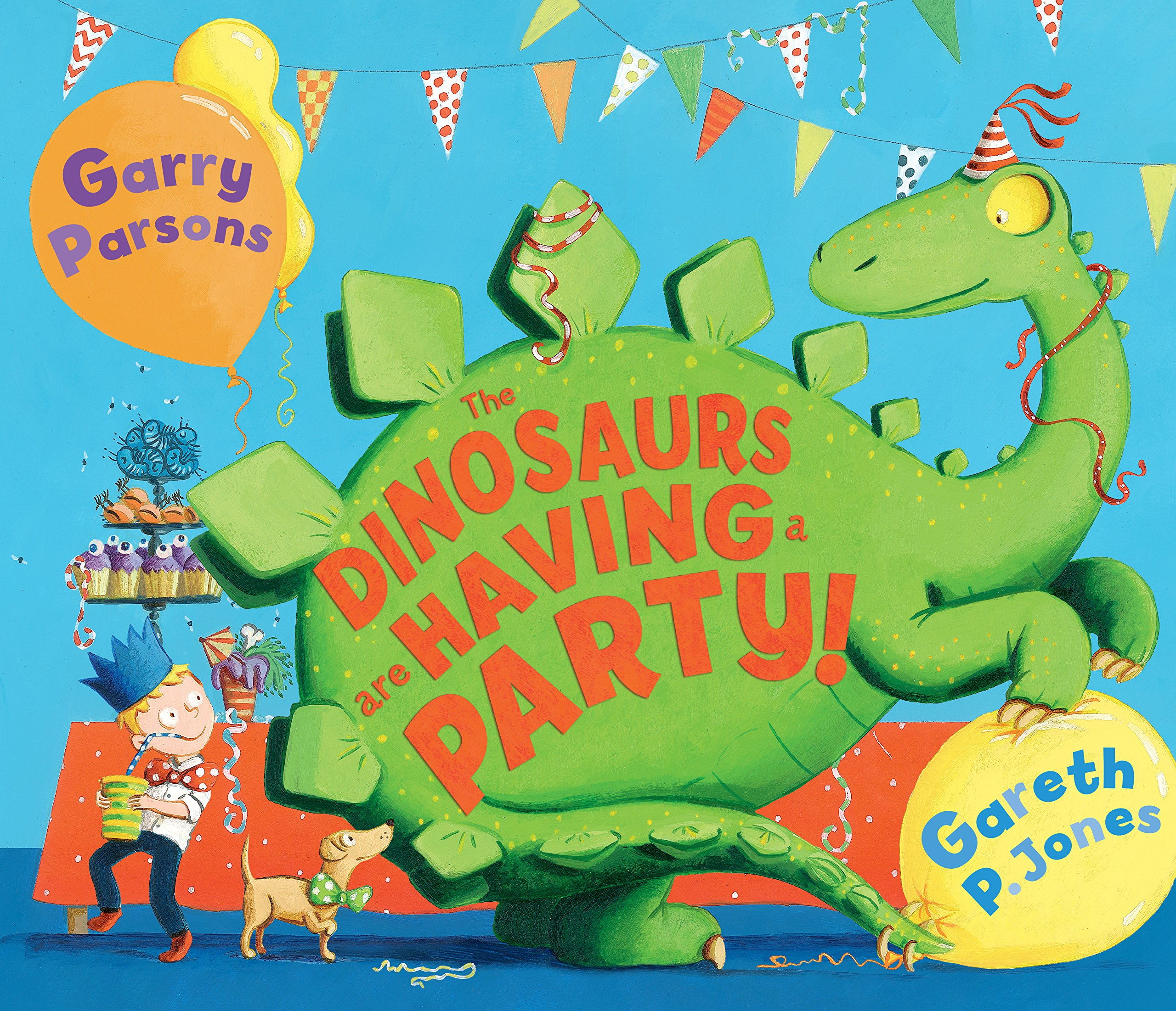 Image result for the dinosaurs are having a party