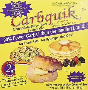 Carbquik Baking Mix, 3 lb (48 oz)