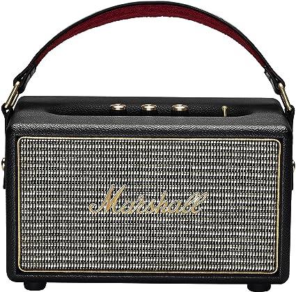 Marshall Kilburn 4091189 Portable Speakers Wired and Wireless Bluetooth  Speaker (Black)