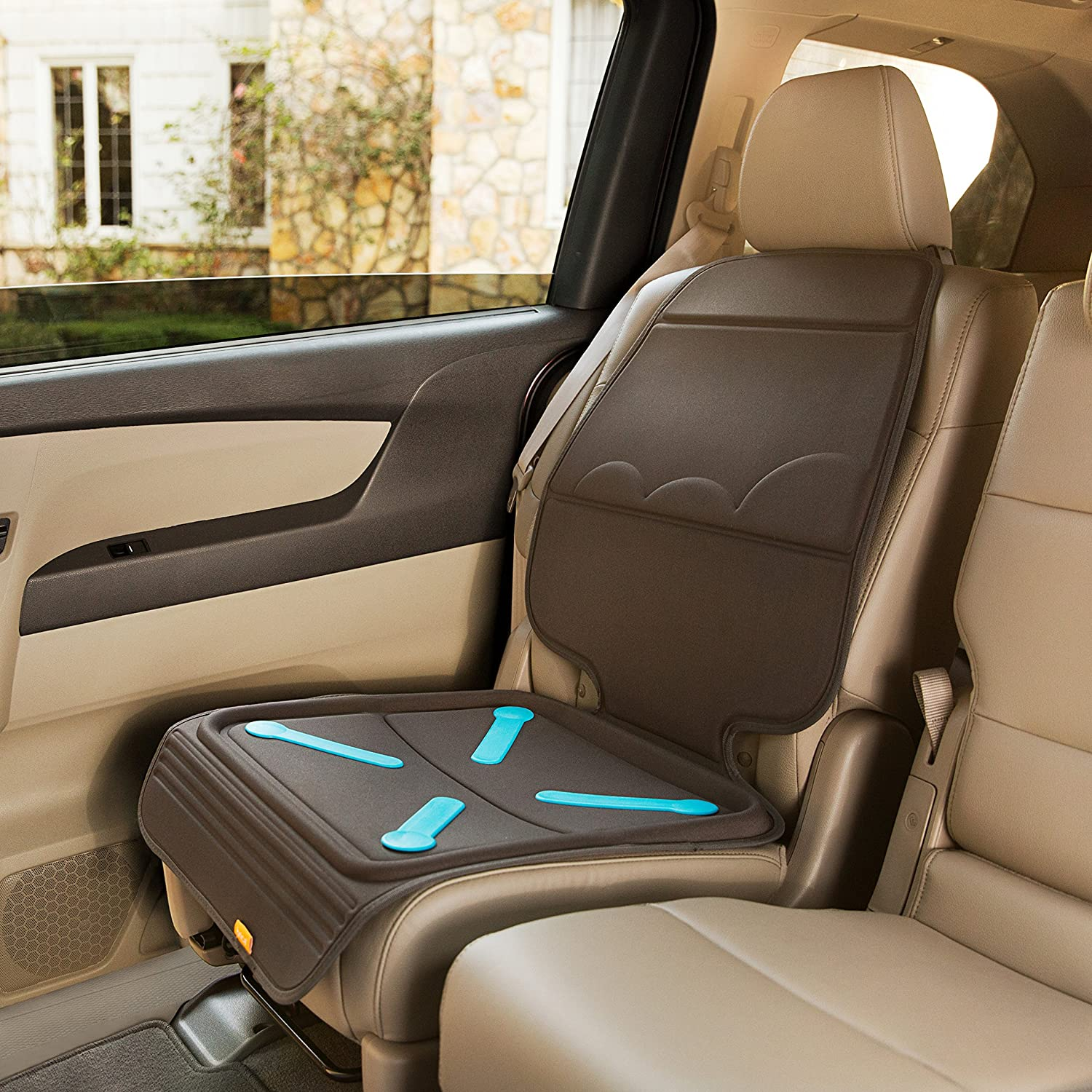 Car Seat Protector >> Buy Brica Guardian Car Seat Protector Online At Low Prices
