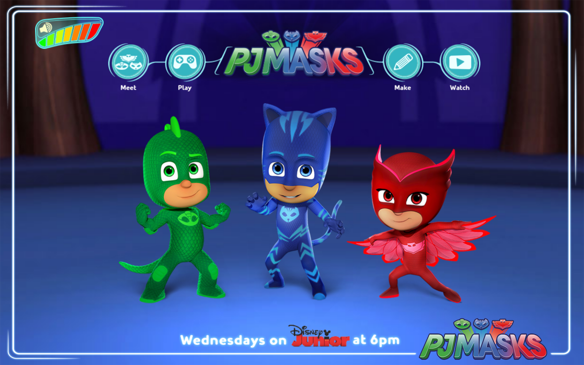 Amazon Com Pj Masks Web App Appstore For Android