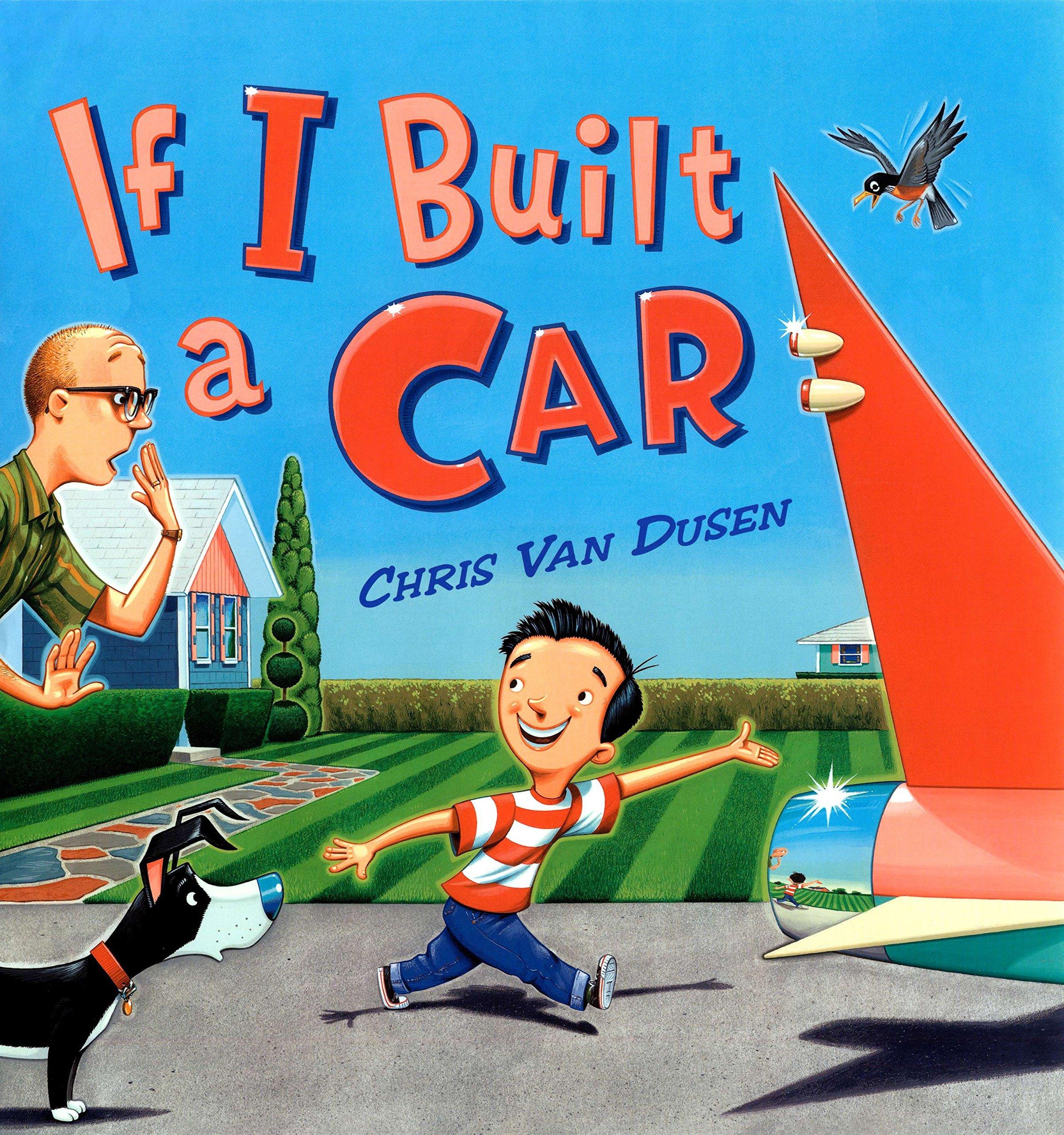 Download If I Built a Car pdf