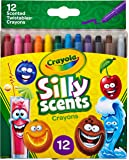 Crayola 12 Ct. Silly Scents Mini Twistables Scented Crayons